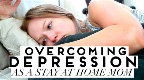 best tips to overcome depression as a stay at home