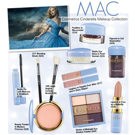 Mac Cinderella pr 233 sentation de la collection cinderella cendrillon de mac