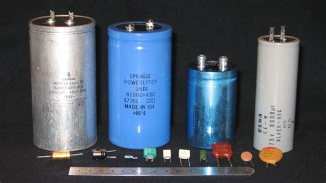 what are the type of capacitors a quot media to get quot all datas in electrical science various types of capacitors