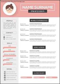 modern resume templates free modern resume template cover letter template creative