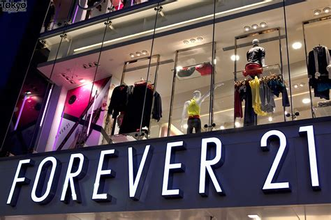 Forever 21s Luxe Big Twelve By Twelve Is Here by Forever 21 Shibuya Grand Opening