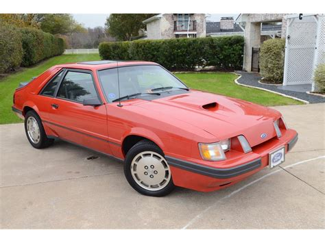 car owners manuals for sale 1985 ford mustang free book repair manuals 1985 ford mustang for sale 66 used cars from 1 630