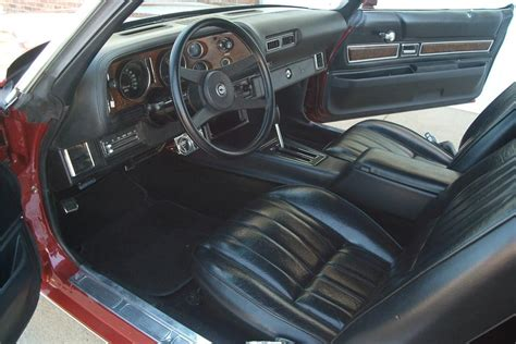 1973 Chevy Interior by 1973 Chevrolet Camaro Z 28 Coupe 70965