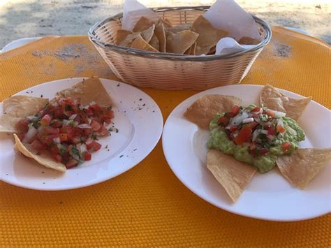 delicious food picture of jaime s at the blue reef mahahual tripadvisor