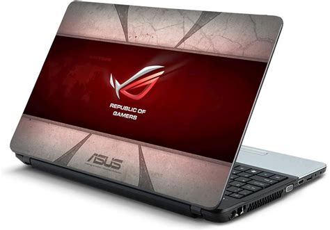 Laptop Aufkleber Asus by 75 On Print Shapes Asus Rog Badge Logo Republic Of