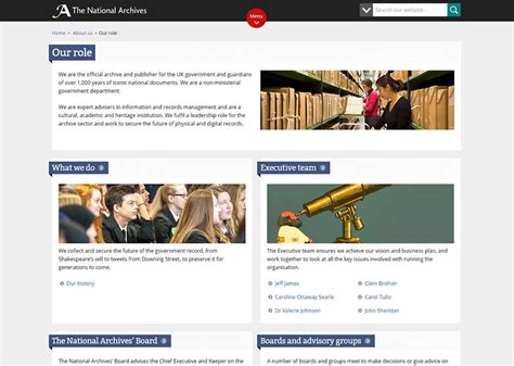 section 8 websites website redesign one website of multisites the national