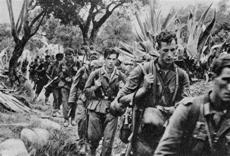 crete the battle and german gebirgsj 228 ger move through crete during the german invasion not part of the initial