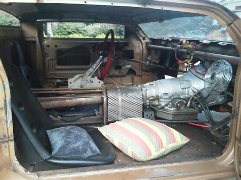 rat rod upholstery s10 ratrod interior teddors rat rod pinterest