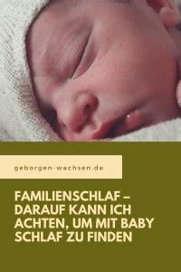 baby schreit im schlaf familienschlaf darauf kann ich achten um mit baby