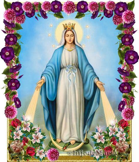 Imagenes De La Virgen Maria Hermosas | im 225 genes de la virgen mar 237 a bonitas im 225 genes de la