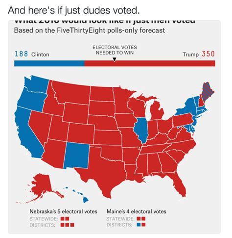 us map joke electoral college map parodies your meme