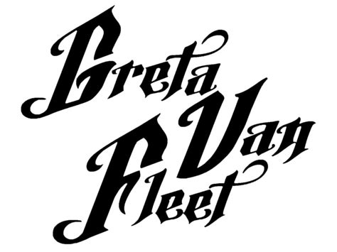 greta van fleet font sound of music font cliparts co