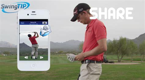 wireless golf swing analyzer swingtip wireless golf swing analyzer new ebay