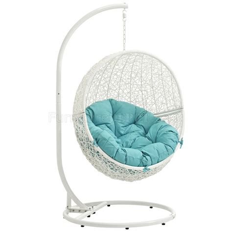 White Swing Chair by Hide Outdoor Patio Swing Chair White By Modway Choice Of Color