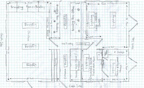 layout plan for chicken farm the re build of les farms backyard chickens