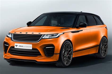 range rover velar aftermarket kit  sale  autocar