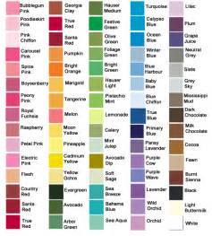 colors name paint colors home wall paint colours