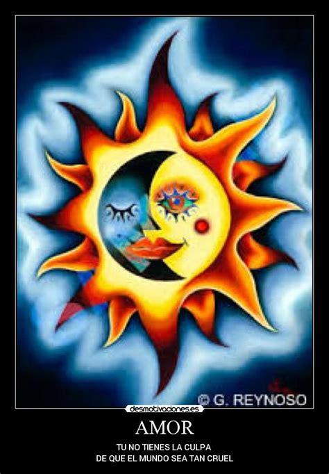 imagenes sol y luna enamorados usuario karitha desmotivaciones