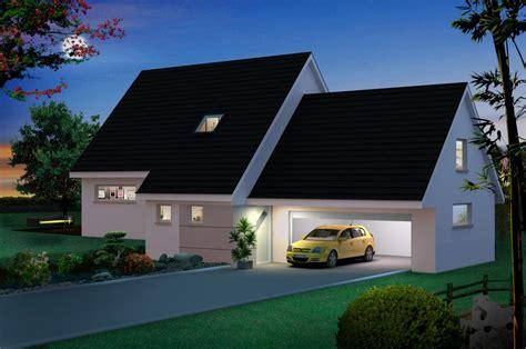 Modele De Maison Contemporaine maisons stephane berger modele maison mod 232 le maison