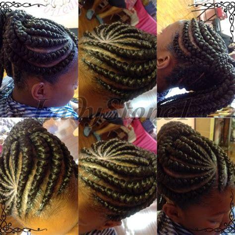 ghanians lines hair styles 15 stunning photos of ghana braid styles