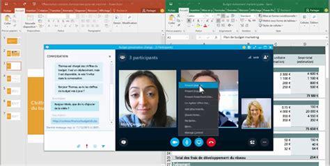 t駘馗harger skype pour bureau vid 233 o partager votre bureau ou une application skype