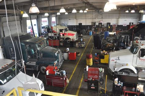 kenworth repair shop near kenworth of indianapolis commercial truck dealers 2929