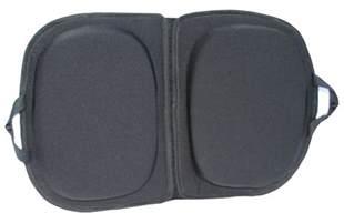 Orthopedic Car Seat Covers Uk Ihealthcomfort 174 3 In 1 Folding Cooling Gel Memory Foam