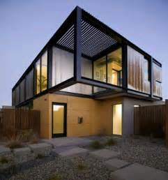 simply modern modular home plan design decor