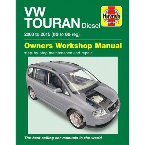 best auto repair manual 1997 volkswagen golf electronic throttle control vw volkswagen touran diesel 2003 2015 rth6367 revue technique haynes anglais