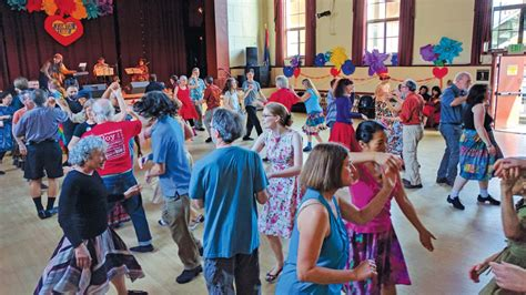 santa cruz swing dance santa cruz s regular contra dances provide fun and