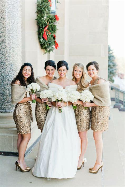 Winter Wedding Bridesmaid Shrug