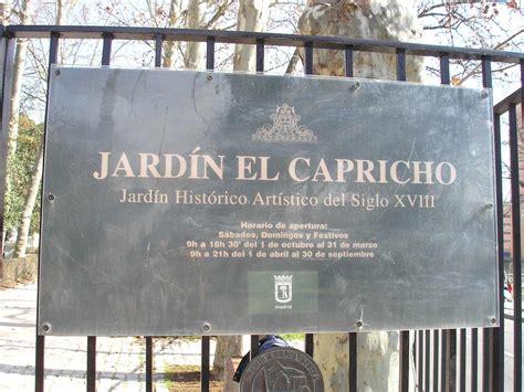jardin el capricho el capricho colmenas urbanas en el madrid siglo xviii