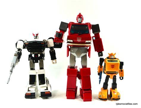 Figure Transformer Hm Ironhide transformers masterpiece ironhide figure review mp 27