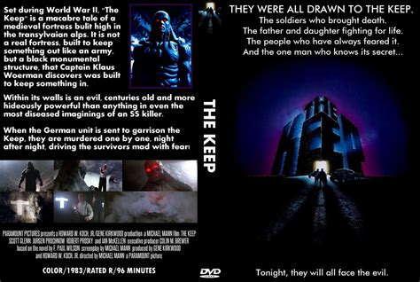 Keep The by The Keep Dvd Custom Covers The Keep Dvd Covers