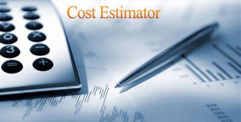 construction jobs cost estimator junior  washington