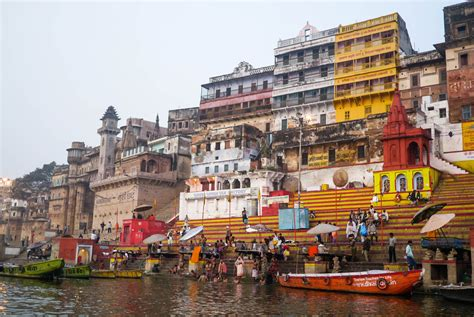 for india sunset in varanasi india s oldest holiest