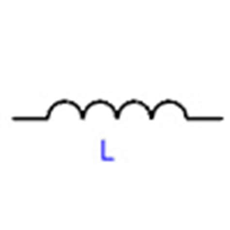symbol for inductor resistors ohm s capacitors and inductors northwestern mechatronics wiki