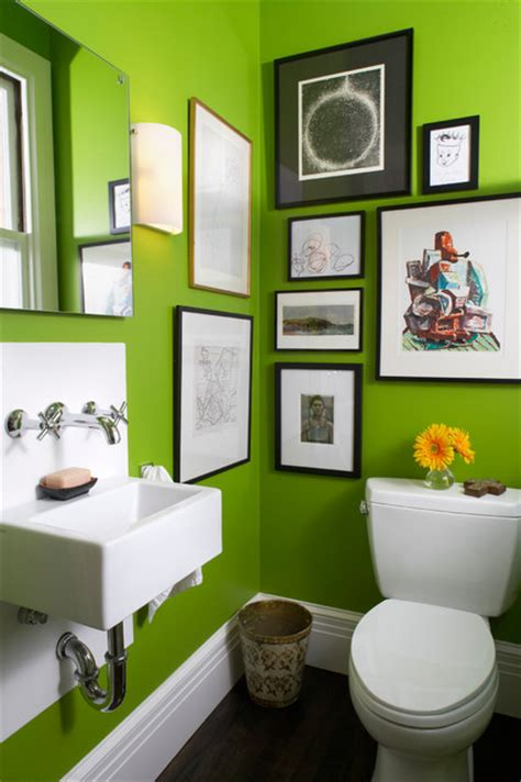 Livingroom Paint Colors Bright Green Bathroom Contemporary Bathroom San