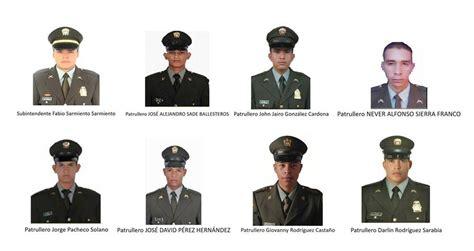 noticias militares noticias militares noticias militares de colombia 8 polic 237 as asesinados en urab 225