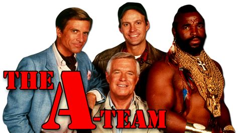The A Team the a team tv fanart fanart tv