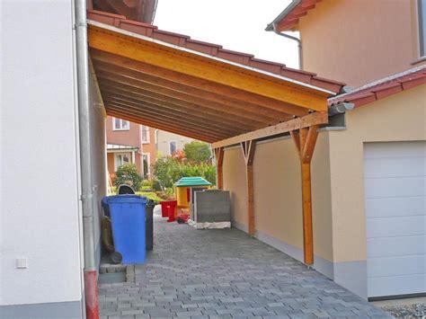 carport pultdach home carports carports und 220 berdachungen aus holz und metall