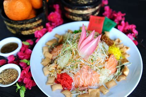 new year yu sheng order 8 unique yusheng creations you can order for new