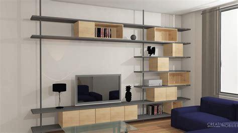 meubles bibliotheque cr 233 ation de biblioth 232 ques bureaux meubles salon sur mesure pr 232 s d angers 49 creativ mobilier