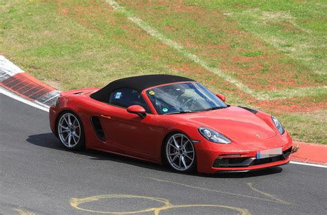 cayman porsche convertible porsche 718 cayman gts and boxster gts due this year with