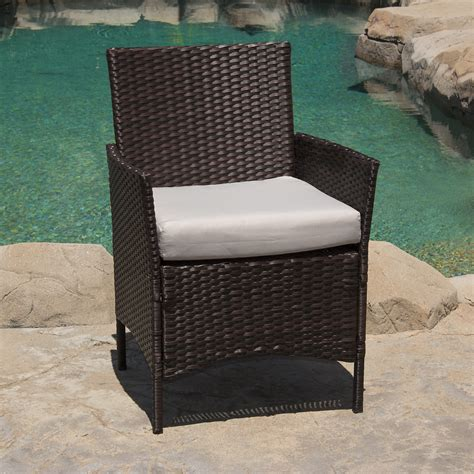 4 Pc Rattan Furniture Set Outdoor Patio Garden Sectional 4 Wicker Patio Furniture