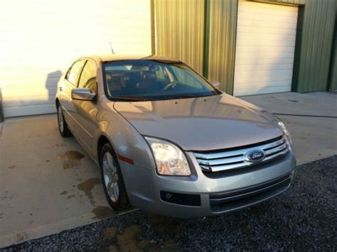 how to fix cars 2007 ford fusion seat position control buy used 2007 ford fusion sel v6 leather heated seats last minute deal reduced to sell in
