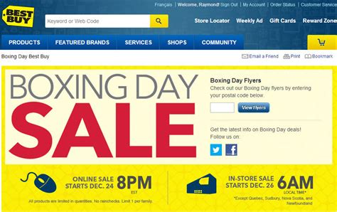 s day best buy best buy boxing day sale sneak peak flyer montreal