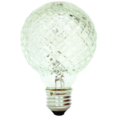 decorative light bulbs shop ge 43 watt medium base e 26 soft white dimmable
