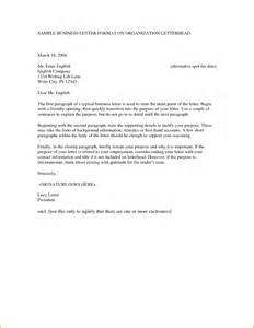 Business Letters English Examples 11 business letter english example contract template