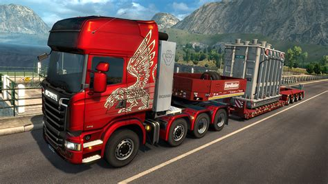 truck today truck simulator 2 receives heavy cargo dlc
